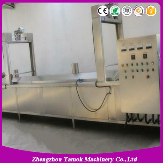 Chicken Frying Machine Fast Food Restaurant Used French Fries Fryer