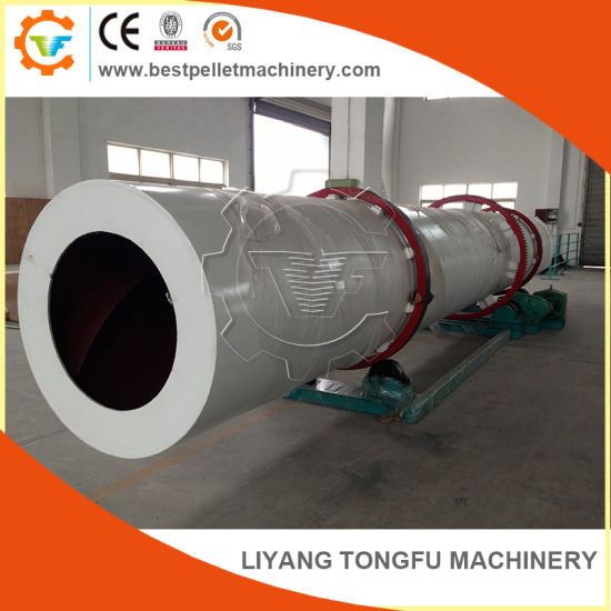 Wood Chips Rotary Drying Equipment
