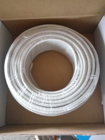 Cat5e LAN Cable UTP Cable 100m Grey pictures & photos
