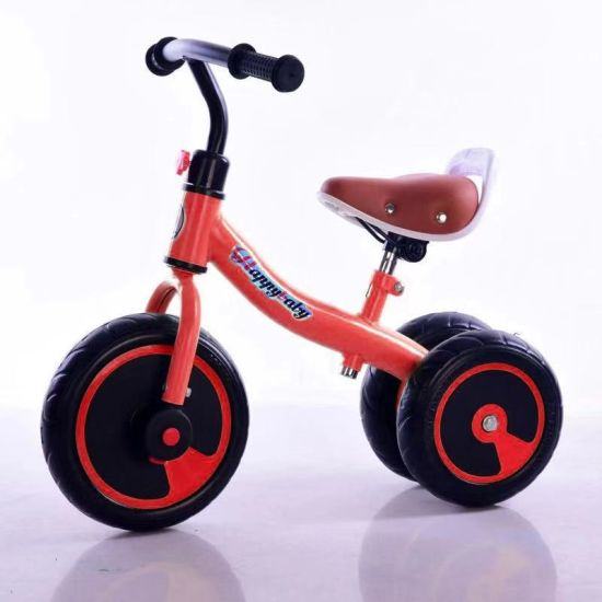 China Wholesale 12 Inch High Carbon Steel Frame Kids Balance Bike Bb-07 pictures & photos