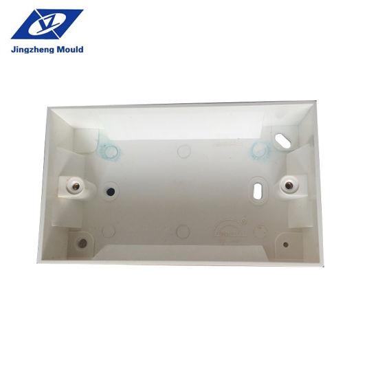 PVC/PP Electrical Box Mould Junction Box Mould