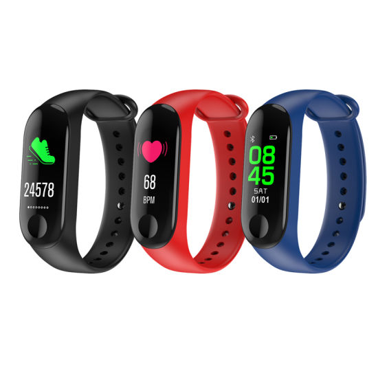 2020 New Watch Band Smart Watch Bluetooth for Heart Rate