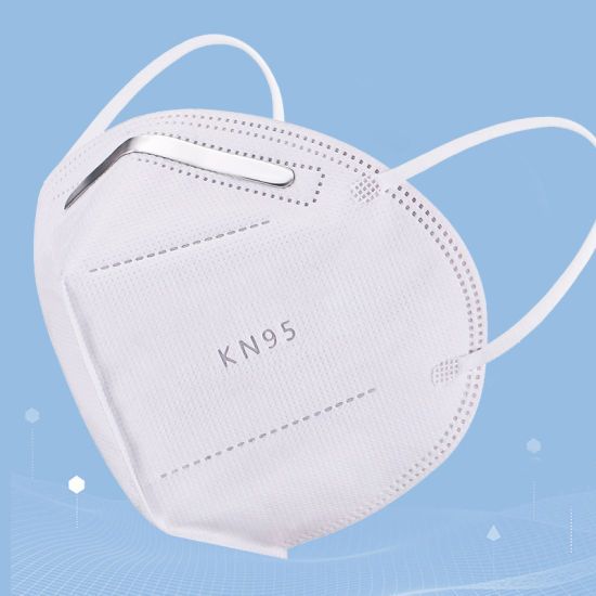 High Quality 5ply Disposable Non-Woven KN95 Face Mask Earloop Fashion Mask Competitive FFP2 Masks KN95