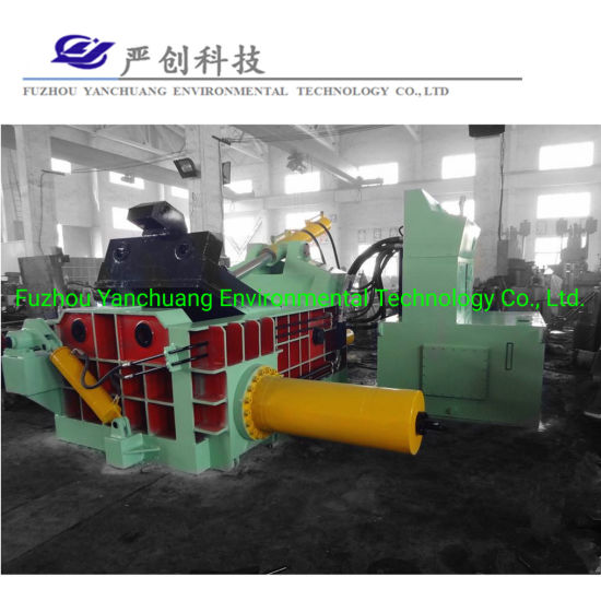 Melting Industry Baler Press Scrap Metal Steel