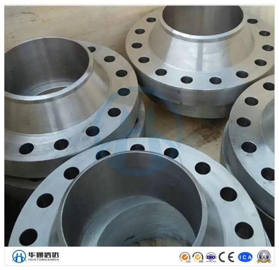 Factory Supply ASTM JIS DIN Standard Ss Carbon Steel Forging Slip on Flange