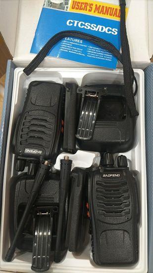 Best Price Baofeng Bf-888s UHF 400-470MHz 2 Way Radio Transceiver