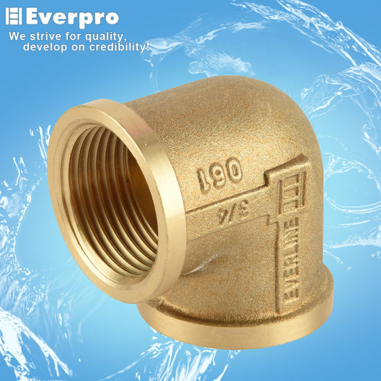 High Quality Brass Forged Elbow/Brass Fitting (EFC-CFF38)