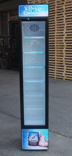 Slim Display Showcase Cooler Sc-105b