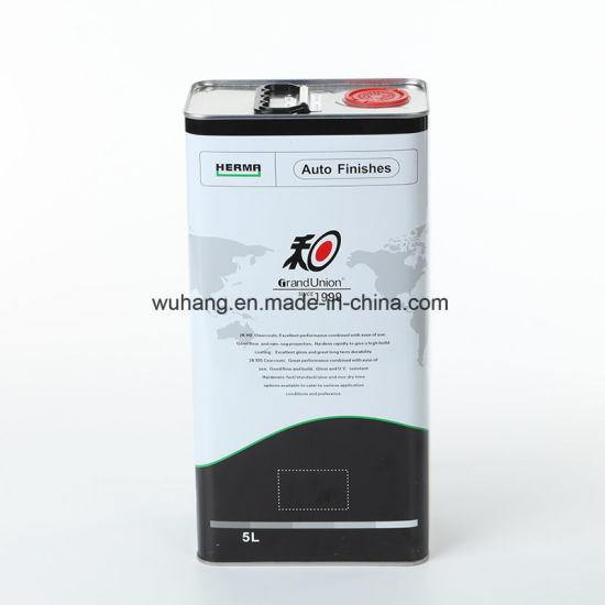 Rectangular Metal Cans Food Grade Oil Cans 3/4/5 Liter Tins