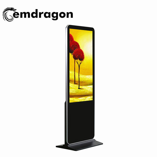 32inch 43inch 55inch 65inchtouch Screen Floor Standing Advertising Items for Commercial Use Indoor Digital Signage Android Computer Kiosk pictures & photos