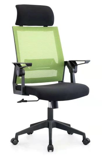 Modern High Quality Mesh Back Office Chair Armrest Furniture Office Chair