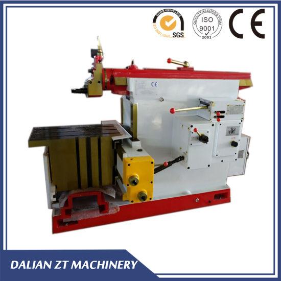Planner Manual Metal Mechanical Horizontal Shaping Shaper Machine Bc6063