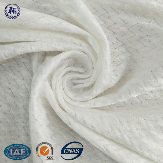 Jacquard Lycra Knit Fabric for Bra/Fashion Wear