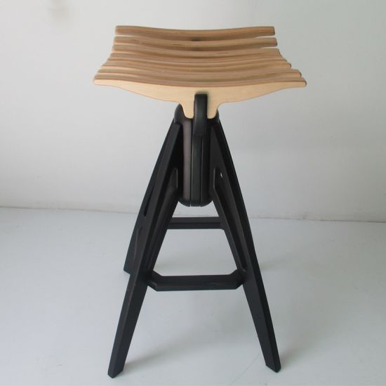 Dining Used Kitchen Chair Home Center Plywood Bar Stool ...