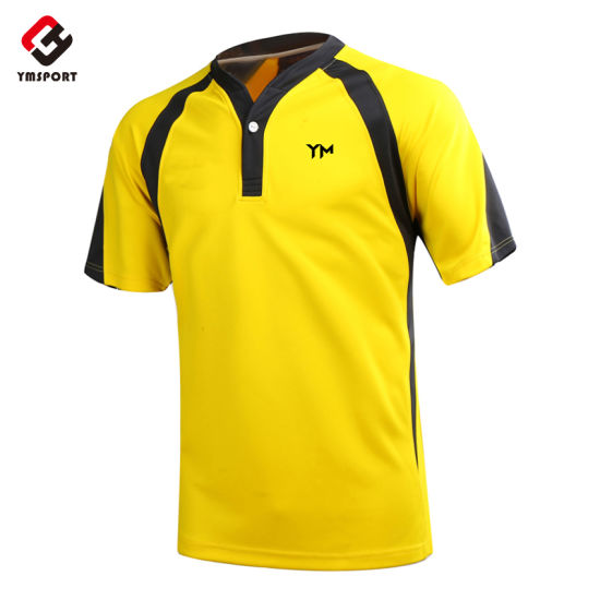 2019 New Hot Selling Custom Sublimation Rugby Jersey for Men