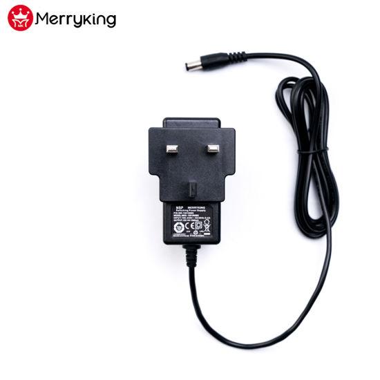 High Efficiency Wall-Mount 24W 12V 2A AC DC Power Adaptor Digital Photo  Frame Power Adapter