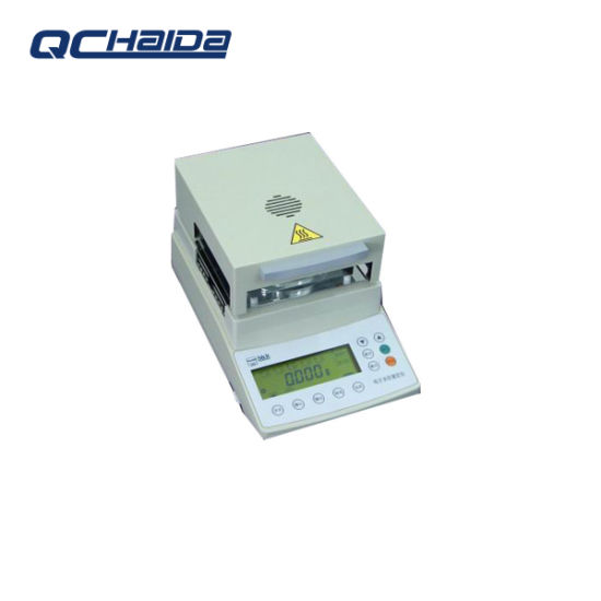 Programmable Lab Halogen Infrared Moisture Testing Equipment pictures & photos