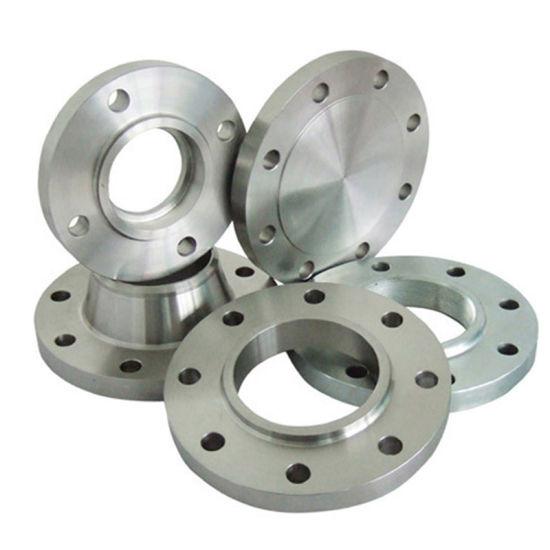 304 316 304L 316L Stainless Steel Flange OEM Manufacturer