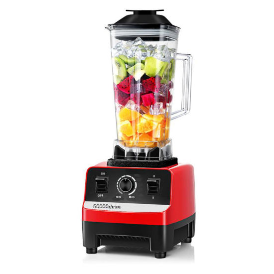 Heavy Duty Commercial Blender Juicer Ice Smoothie Professional Processor Mixer
