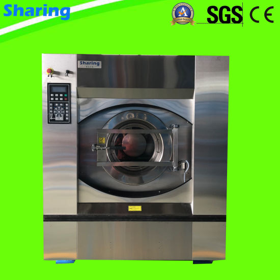 50kg, 100kg Full Automatic Industrial Laundry Machinery Washing Machine