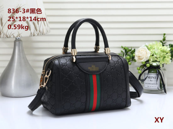 High Quality Luxury Shoulder Handag Leather Women Handbag pictures & photos