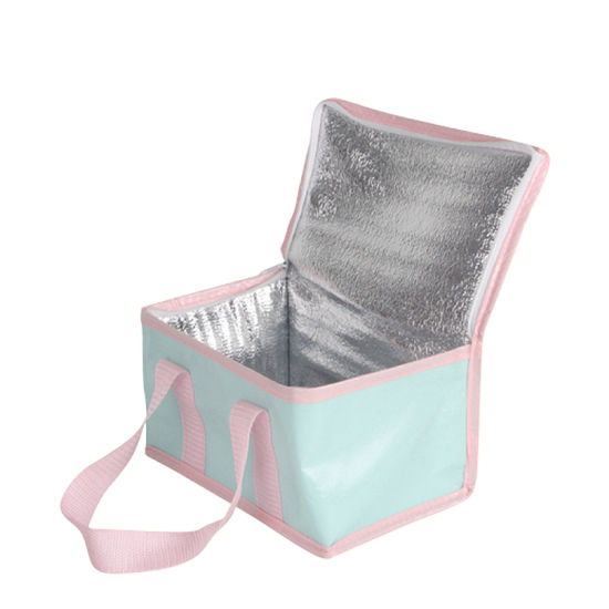Hot Selling Wholesale OEM High Quality Tote Collapsible Oxford Customized Cooler Bag Lunch Bag