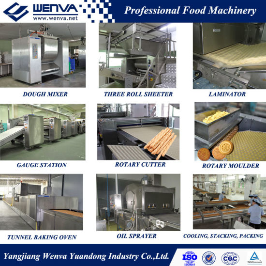 Wenva Multi-Function Wire Cutter Cookie Production Line