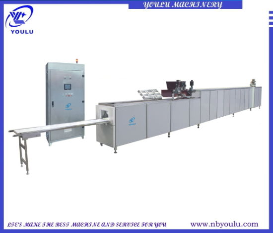 High Efficiency Equipment for Chocolate Injected