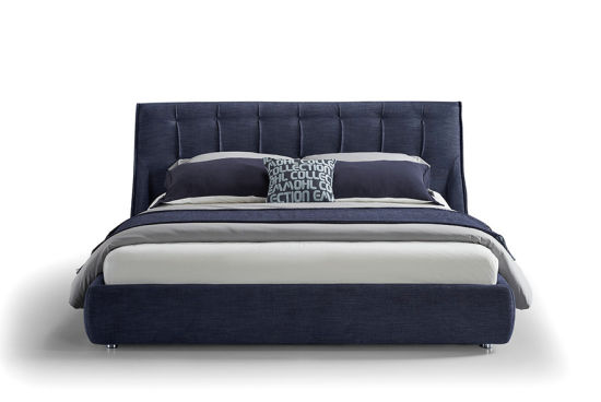 China Wholesale Home Furniture Modern Contemporary Bed Set