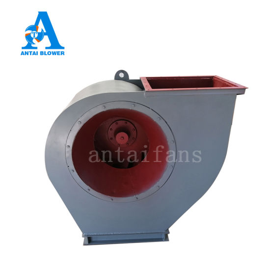 4-72-2.8A Air Suction Fan Ventilation Exhaust Blower for Factory Plant/Warehouse/Underground Project