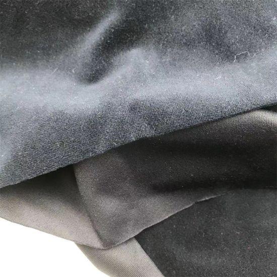Yigao Textile 100% Polyester Super Soft Plush Fabric Velvet Fabric