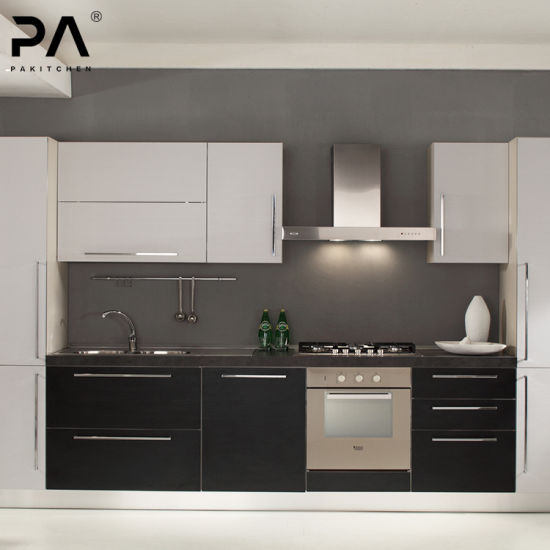 Wholesale Price China Manufacture Modern Luxury High Gloss Kitchen Cabinet Design For European China Kitchen Cabinet Kitchen Furniture