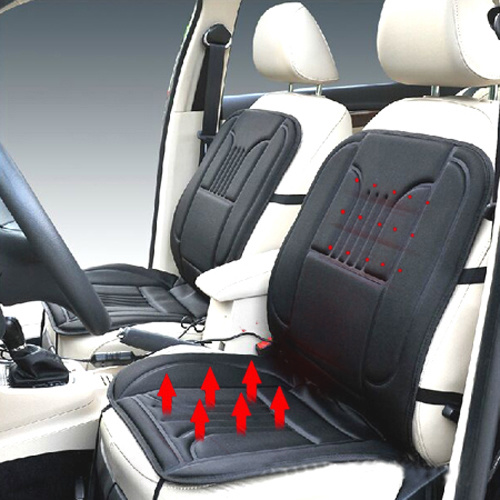 Winter 12V Heated Car Seat Cushion