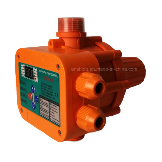 Anshi Intelligent Automatic Pressure Control for Water Pump (DSK-15)