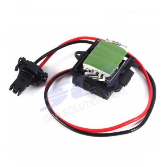 Auto Part Heater Blower Resistor Fits for Opel Vivaro 77 01 050 325  7701050325 77 01 046 941 7701046941 V40790005 4409452 91158691