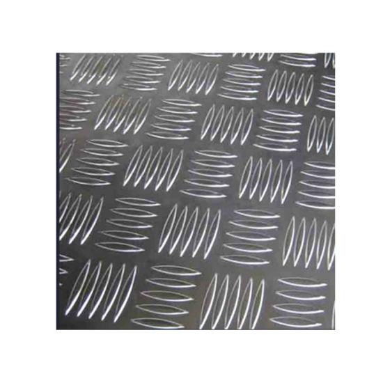 Building Material Dimond Checkered 3003 Aluminum Sheet