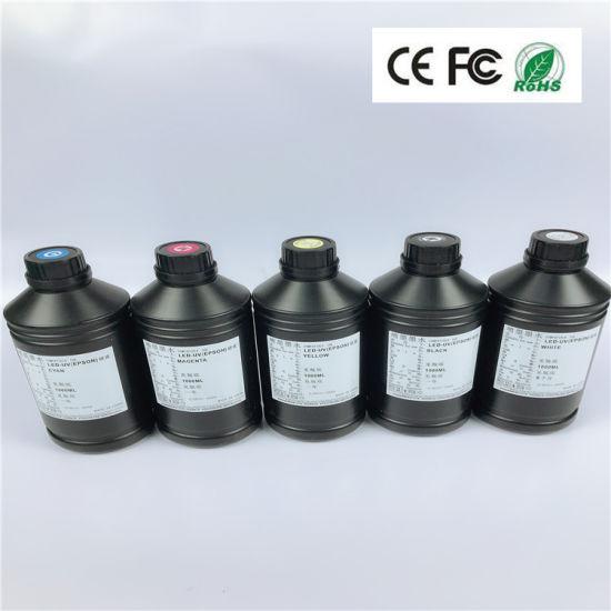 Good Quantity PVC Card Dod UV Printing Ink for Inkjet Printer