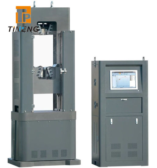1200kn 1500kn Universal Testing Machine Utm