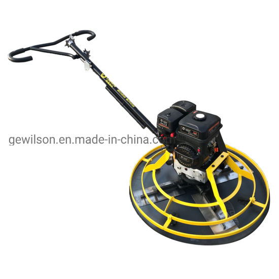 China Construction Concrete Power Trowel Machine for Floor Finishing