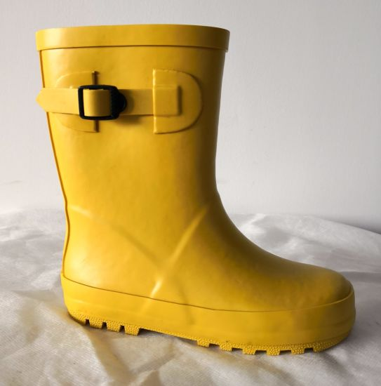 High Quality Genernal Rubber Boots for Kids