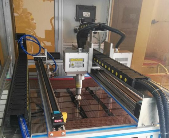 Linear Guide Rail for Single Axis Robot