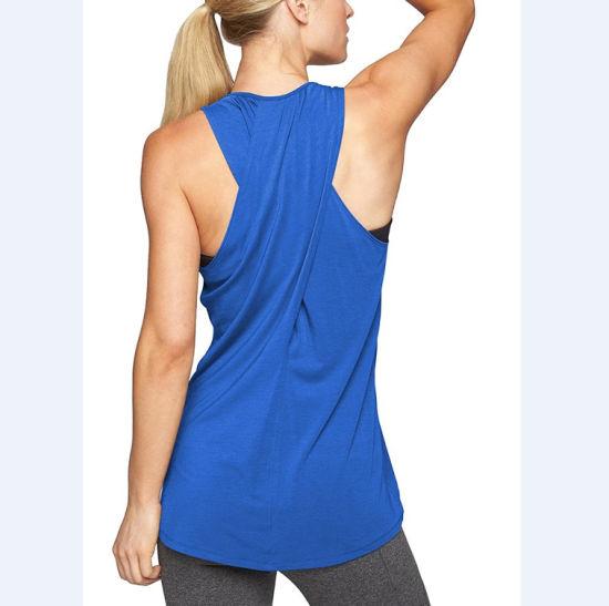 Women's Summer Sleeveless Casual Tank Tops
