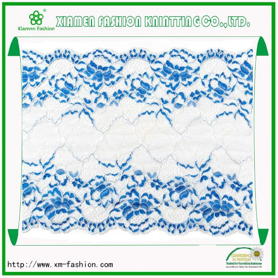 Own Design Textile Galloon Lace for Top Lingerie Brands
