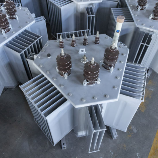 China 33/0.4kv 3 Phase Oil-Immersed 3D Core Distribution Transformer