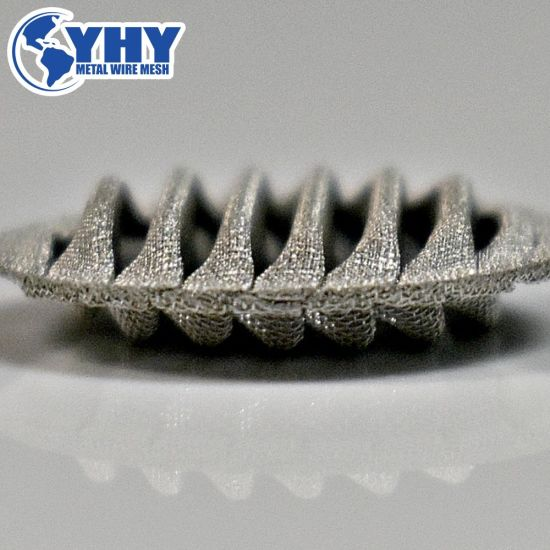 Oil Machine and Shower Stainless Steel Wire Mesh Filter Pieces