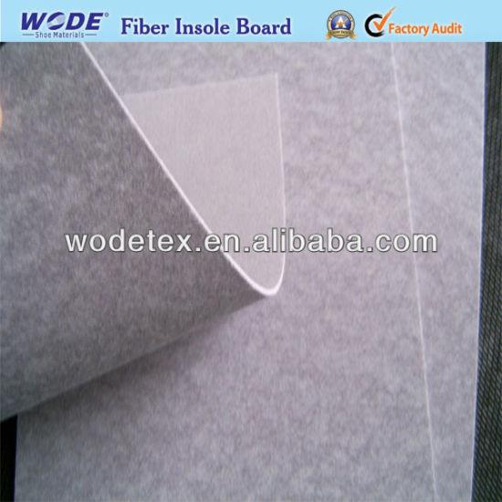 Fashion Waterproof Nonwoven Cellulose Fiber Insole Board for Shoe Making