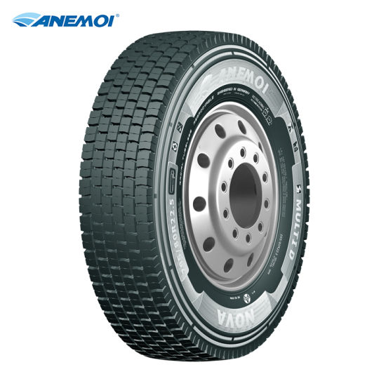 Anemoi 315/70r22.5 Good Quality Truck Tire for Long Mileage