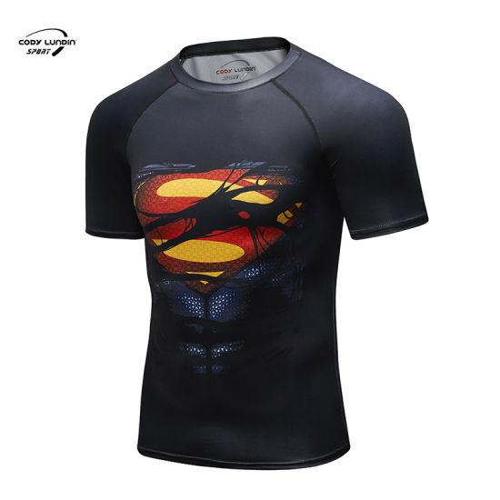 Cody Lundin Wholesale Fitness Custom Pullover Regular Fit Utility Khaki Sportswear Mens T-Shirt