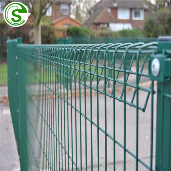 China 6 Gauge Heavy Welded Wire Mesh