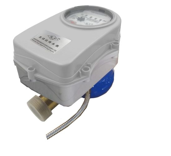 Photoelectric AMR Dry Brass Type Water Meter